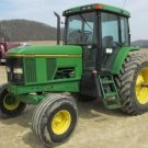 PDF John Deere 7200 and 7400 2WD or MFWD Tractors Service Repair Manual TM1551