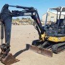 Download John Deere 35D, 50D Excavator Operation and Test Manual TM2263