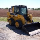 PDF John Deere 317 320 Skid Steer Loader, CT322 Operation and Test Service Manual TM2151