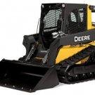 PDF JOHN DEERE 319D 323D COMPACT TRACK LOADER OPERATORS MANUAL OMT253019