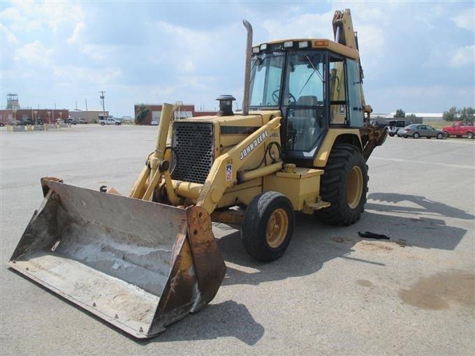 Download John Deere 410D 510D Service Repair Technical Manual TM1513