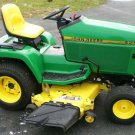 PDF John Deere 425, 445, and 455 Lawn and Garden Tractors Service Technical Manual TM1517