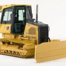 PDF John Deere 450J, 550J and 650J Crawler Dozer Operator's Manual OMT204685