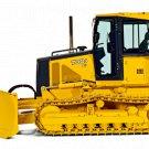 PDF John Deere 700J Crawler Dozer (S.N. from 139436) Service Repair Technical Manual TM10269