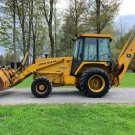 Download John Deere 210C, 310C, 315C Backhoe Loader Opeartion and Test Manual TM1419