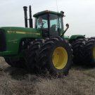 PDF John Deere 8570, 8770, 8870, 8970 4WD Articulated Tractor Diagnosis & Test Service Manual TM1550