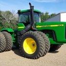 PDF John Deere 9100, 9200, 9300, 9400 4WD Tractors Diagnosis and Tests Service Manual TM1624