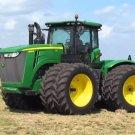 PDF John Deere 9360R, 9410R, 9460R, 9510R, 9560R Articulated Tractors Service Repair Manual TM110719