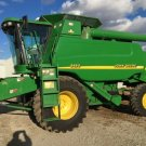 PDF John Deere 9450, 9550 and 9650 Combines (S.N - 695100) Diagnosis and Test Service Manual TM1802