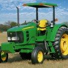PDF John Deere 6425, 6425HC, 6155J and 6155JH Tractor Service Repair Technical Manual TM608219