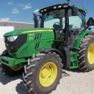 PDF JOHN DEERE 6105R, 6115R, 6125R, 6130R TRACTOR REPAIR SERVICE TECHNICAL MANUAL TM404519