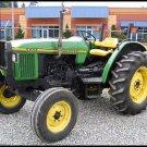 PDF John Deere 5200 5300 5400 Tractors Service Repair Manual TM1520