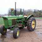 PDF John Deere 5020 Row-Crop and Standard Tractor Parts Catalog Manual PC0978