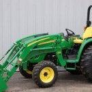 PDF John Deere 4210, 4310 and 4410 Compact Utility Tractors Service Technical Manual TM1985