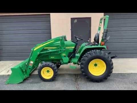 PDF John Deere 3005 Tractor Operation and Test Service Repair Technical Manual TM102919