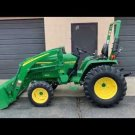 PDF John Deere 3005 Tractor Operation and Test Service Repair Technical Manual TM102919