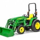 PDF John Deere 3031E, 3036E, 3038E Compact Utility Tractors Service Technical Manual TM100619