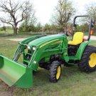 Download John Deere 3203 Compact Utility Tractor Operators Manual OMLVU17604