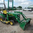 Download John Deere 2210 Compact Utility Tractor Operators Manual OMLVU21139 F8