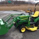 PDF John Deere 2305 Compact Utility Tractor (SN. 120001-) Technical Service Manual tm2289