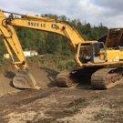 PDF John Deere 992 ELC Excavator Operation and Test Service Manual TM1559