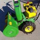 Download John Deere 826 1032 Snowblower Operators Manual OMM83163
