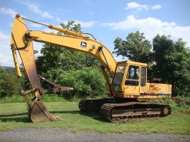 PDF John Deere 790 and 792 Excavator Repair Operation and Tests Technical Manual TM1320