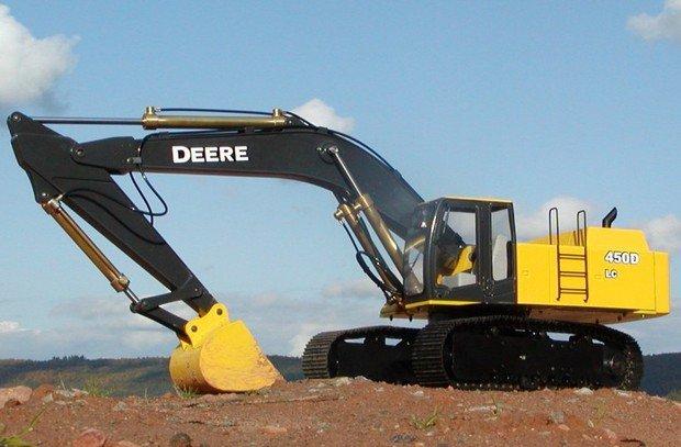 PDF John Deere 450DLC Excavator Service Repair Technical Manual (TM2362)