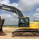 PDF John Deere 350DLC Excavator Diagnostic Operation and Test Service Manual (TM2359)