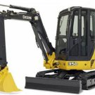 PDF John Deere 35D and 50D Compact Excavator Diagnostic, Operation and Test Service Manual (TM2263)