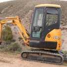 PDF John Deere 27Czts and 35Czts Compact Excavator Service Repair Technical Manual (TM2053)