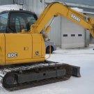 PDF John Deere 80C Excavator Diagnostic, Operation and Test Service Manual (TM1938)