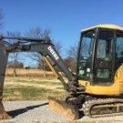 PDF John Deere 27ZTS Diagnostic Compact Excavator Operation and Test (TM1838)
