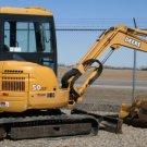 PDF John Deere 50ZTS Compact Excavator Service Repair Technical Manual (TM1818)