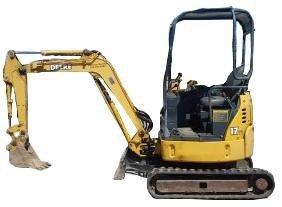 PDF John Deere 17ZTS Compact Excavator Service Repair Technical Manual (TM1897)