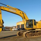 PDF John Deere 450CLC Excavator Service Repair Technical Manual (TM1925)