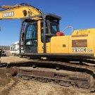 PDF John Deere 270LC Excavator Service Repair Technical Manual (tm1668)