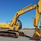 PDF John Deere 160LC Excavator Service Repair Technical Manual (TM1662)