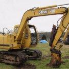 PDF John Deere 80 Midi Excavator Diagnostic, Operation and Test Service Manual (TM1655)