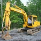 PDF John Deere 290D Excavator Service Repair Technical Manual (TM1443)