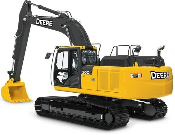 PDF John Deere 300GLC Excavator Service Repair Technical Manual (TM13264X19)