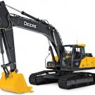 PDF John Deere E240, E240LC, E260LC Excavator Diagnostic, Operation and Test Manual (TM12732)