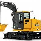 PDF John Deere 85G (FT4) Excavator Service Repair Technical Manual (TM12870)