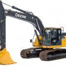 PDF John Deere 210G, 210GLC (T2/S2) Excavator Diagnostic, Operation and Test Manual (TM13076X19)