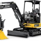 PDF John Deere 35G (SN. from K270001) Compact Excavator Service Repair Technical Manual (TM12894)