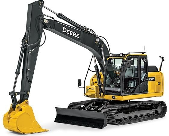 Download John Deere 130G (T3/S3a) Excavator Operation & Test Service Manual (TM12554)