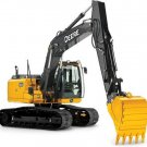PDF John Deere 160GLC (PIN: 1FF160GX__D055001) Diagnistic, Excavator Operation and Test (TM12548)