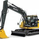PDF John Deere 130G (T3/S3a) Excavator (S.N. 1FF130GX_D040001 -) Service Repair Manual (TM12557)