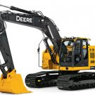 PDF John Deere 245GLC iT4 Excavator Diagnostic, Operation and Test Service Manual (TM12660)