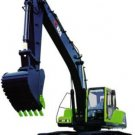 PDF XCG 240LC-8B Excavator Service Repair Technical Manual TM11479